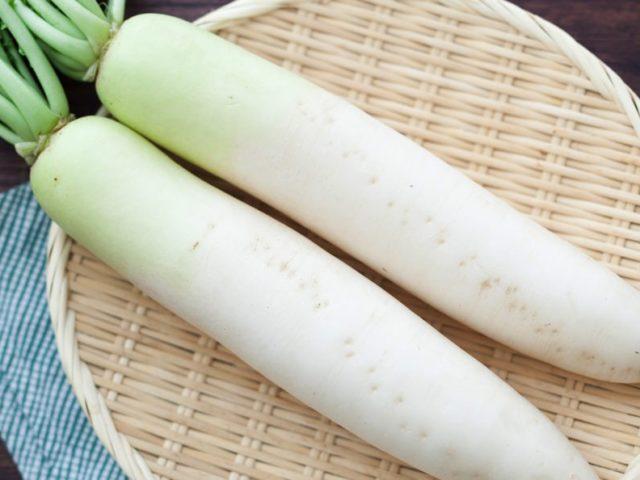 大根は消化を助ける野菜の王様